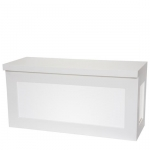 LED Buffet White-1 - Mietmöbel von Eventoutfitter