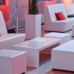 Lounge Tisch - WIDE - Mietmöbel von ELEMENTS EVENTDESIGN