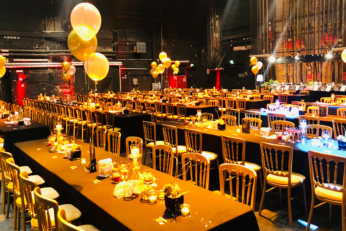 Eventdesign Gatsby Catering