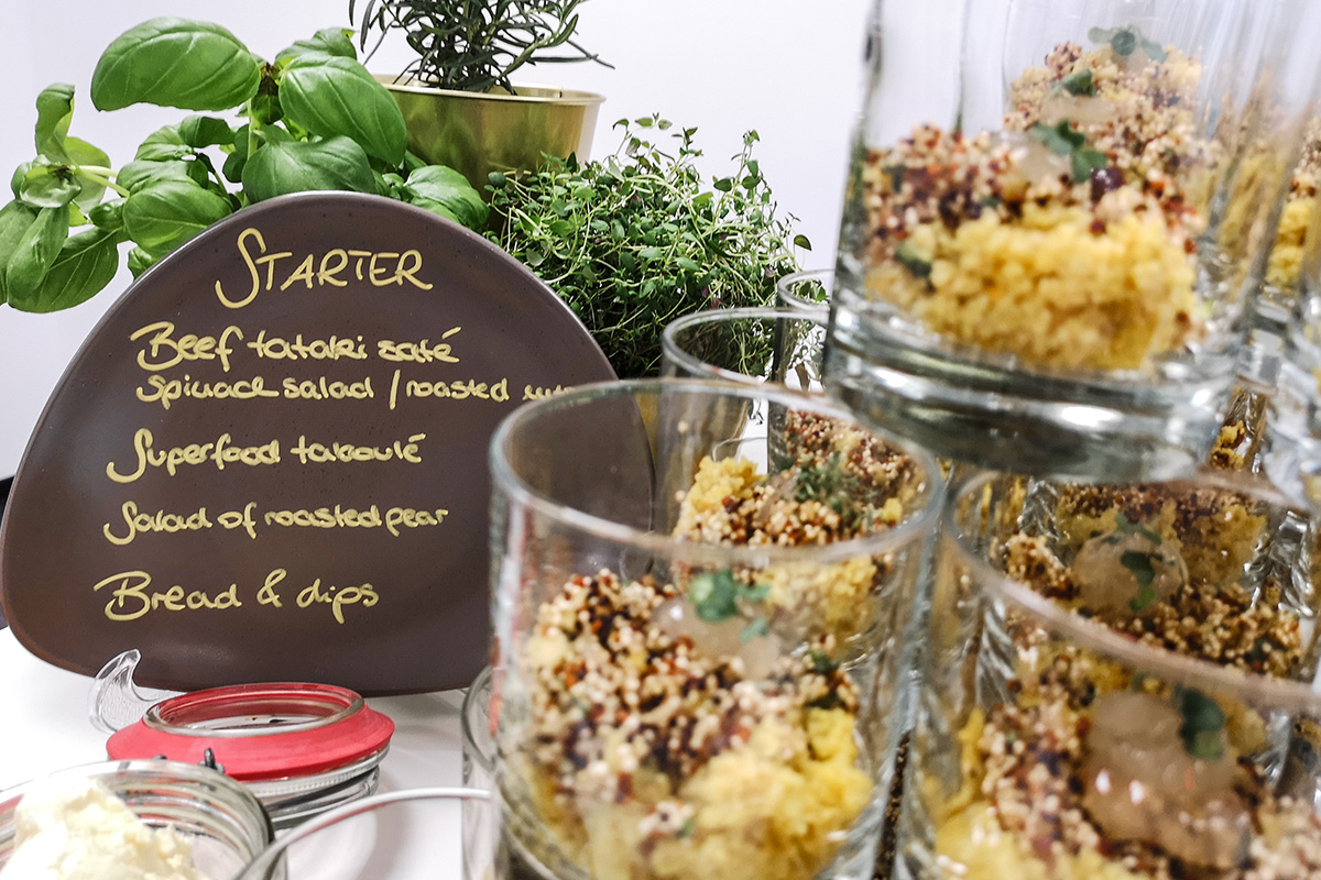 Superfood Couscous